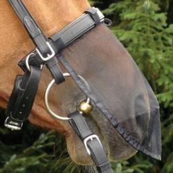 Protège-naseaux Quiet Ride vue de profil