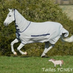 Chemise anti-dermite poney...