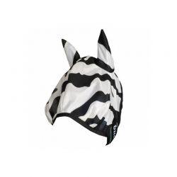 Masque cheval Zebra Buzz-off anti mouche et anti UV Bucas