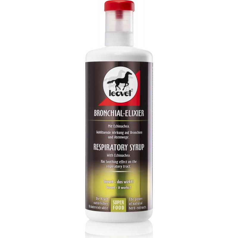 Bronchial Elixir bronche cheval Leovet
