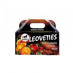 Friandises cheval Leoveties goût grenade/orange/anis 2kg édition hiver Leovet