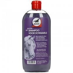 Shampoing Milton cheval blanc gris Leovet