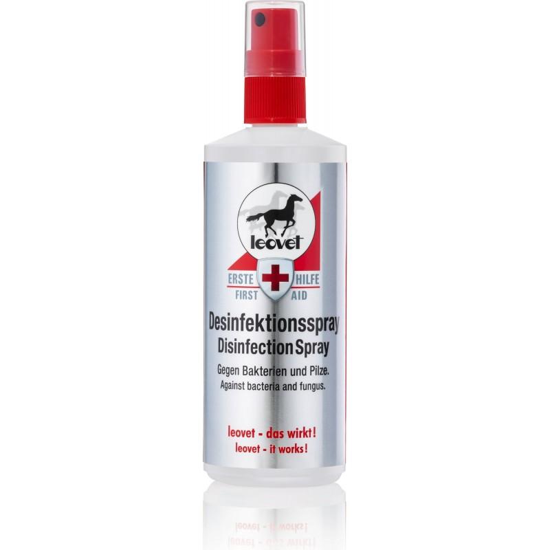 First aid spray désinfectant peau Leovet
