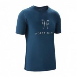 T-shirt équitation homme...