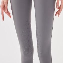 Jamia Gaze Pantalon d'équitation femme asphalte - Mon Cheval