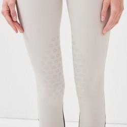 Jamia Gaze Pantalon d'équitation femme beige - Mon Cheval