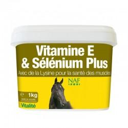 Naf Vitamine E Et Selenium Plus - Muscle Cheval
