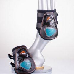 Protège-boulets cheval E-Shock Efluigel eQuick