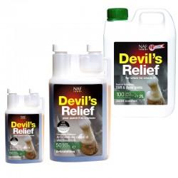 Naf Devil's Relief + Harpagophytum cheval