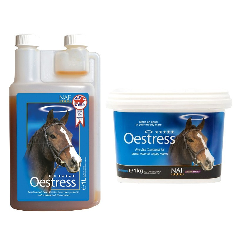 Naf Oestress 5 Star Comportement Hormonal Jument Cheval