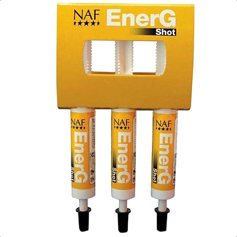 Naf EnerG Shot Energie Fer cheval