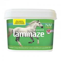 Laminaze protection fourbure cheval Naf