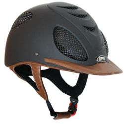 Casque Speed'Air Leather 2X GPA