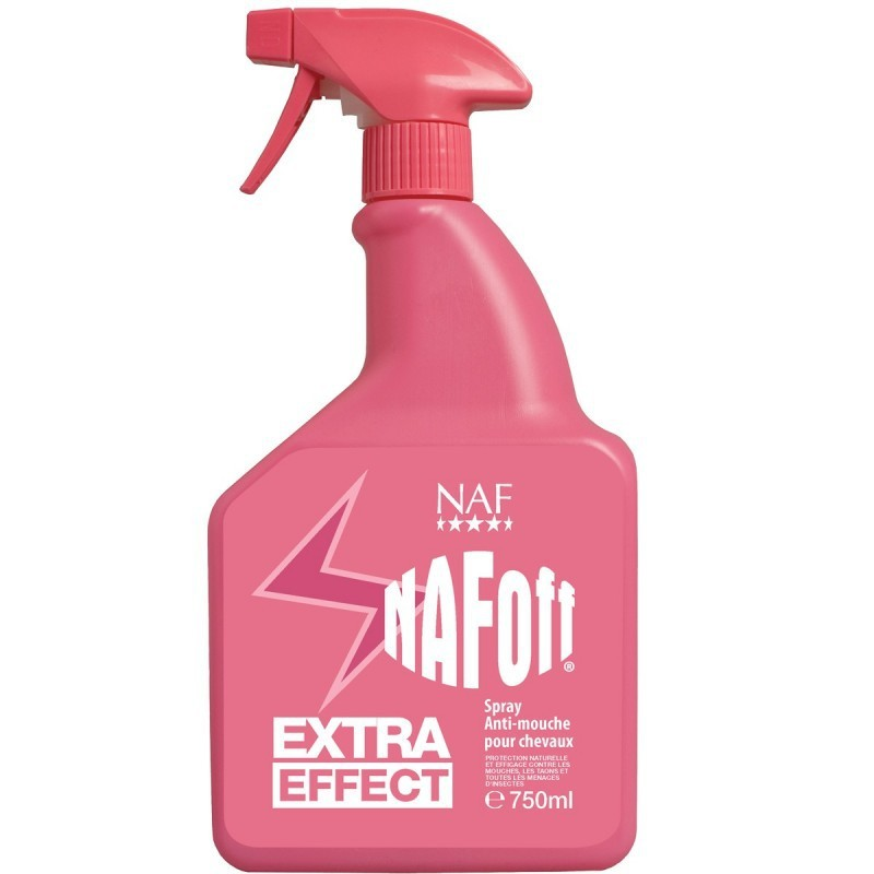 Naf Off Extra Effect Anti-mouches Cheval
