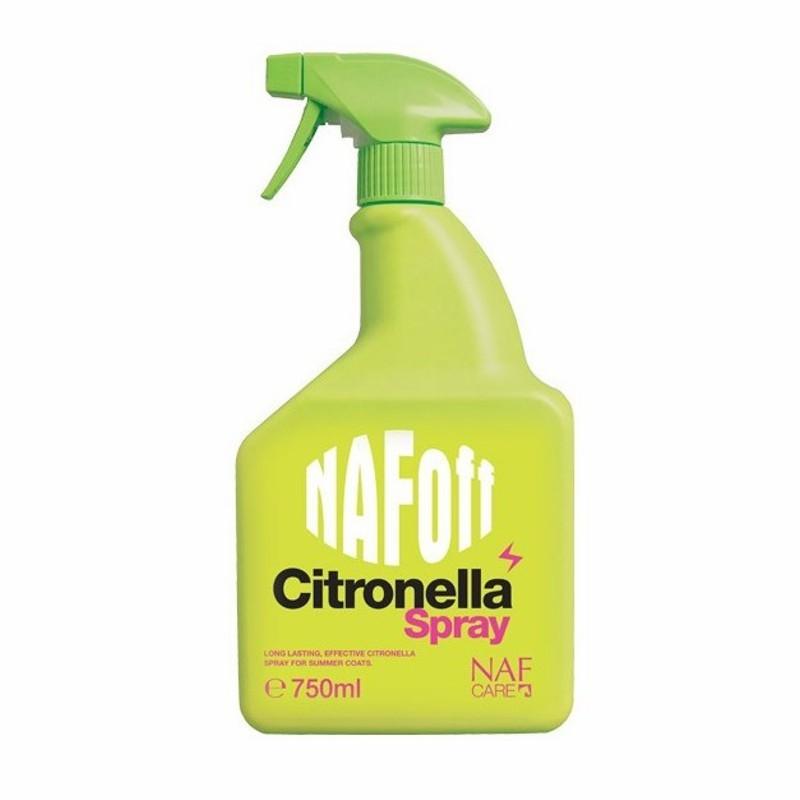 Naf Off Citronella Anti-mouches cheval