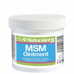 Pommade cheval Ointment MSM Naf