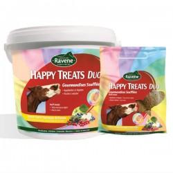 Happy treats duo Ravene