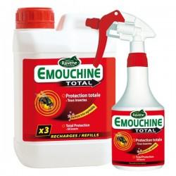 Emouchine Total Anti mouche cheval Ravene