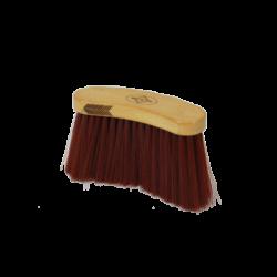 Brosse Grooming Deluxe Kentucky bouchon poils longs - Mon Cheval