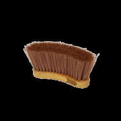 Brosse Grooming Deluxe Kentucky bouchon poils mi-longs  - Mon Cheval