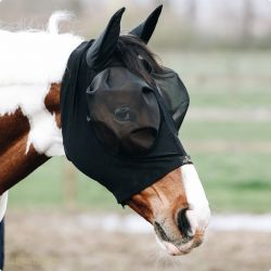Fly Mask Slim Fit masque anti-mouches chevaux Kentucky