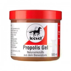 Propolis gel peau cheval Leovet