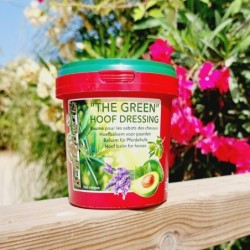 Onguent pour pied vegetal Kevin Bacons Green hoof dressing