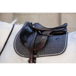 """Saddle Pad """"*Wool tapis effet laine dressage et jumping chevaux Kentucky"""