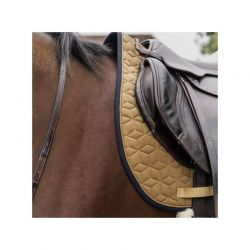 Saddle Pad Softshell tapis dressage et jumping chevaux Kentucky