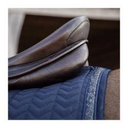 Saddle Pad Glitter Stone tapis jumping et dressage chevaux Kentucky