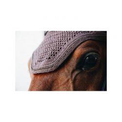 Fly Veil Wellington Sparkling bonnet anti-mouches chevaux Kentucky