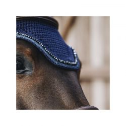 Fly Veil Wellington Glitter Band Soundless bonnet anti-mouches Kentucky