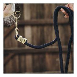 Longe nylon tressé chevaux Kentucky