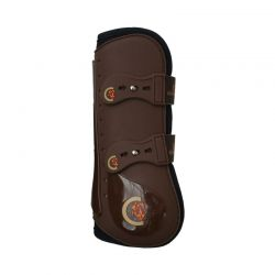 Tendon Boots Elastic guêtres avec crochets élastiques chevaux Kentucky