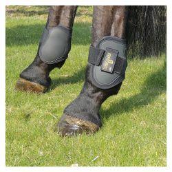 Air Fetlock Boots protège-boulets avec velcro chevaux Kentucky