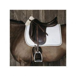 Skin Friendly Saddle Pad tapis dressage et jumping amortisseur intégré chevaux Kentucky