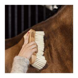 Bouchon Grooming Deluxe à poils doux chevaux Kentucky