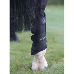 Air Tech Eventing Boots Hind guêtres cross postérieures chevaux Kentucky