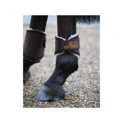 Turnout Boots Solimbra Hind Short guêtres postérieures courtes en mouton et Solimbra chevaux Kentucky