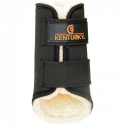 Turnout Boots Solimbra Front guêtres antérieures en mouton et Solimbra chevaux Kentucky
