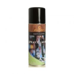 Boots Cleaner spray nettoyant guêtre chevaux Kentucky