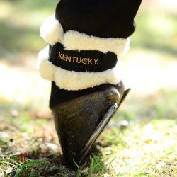 Protège-paturon en mouton chevaux par 2 Kentucky