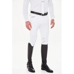 Pantalon équitation Costa Rider homme avec basanes en silicone Harcour