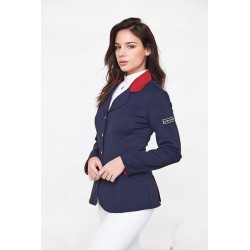 Veste concours French Team Rider femme Harcour