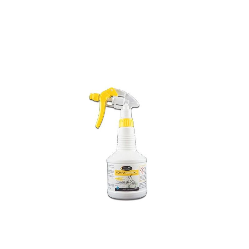 Equifly control anti-insectes 500 ml horse master