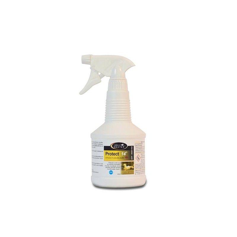 Protect 14 -répulsif polyvalent -500 ml- horse master
