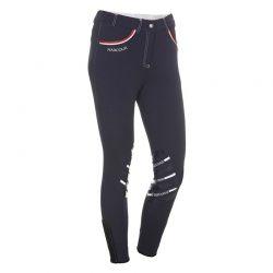 Pantalon équitation Jalisca ado avec basanes en silicone Harcour