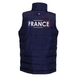 Gilet Sligoh Team France homme sans manches Harcour