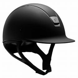 Casque shadow matt samshield noir