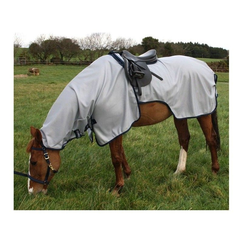 Chemise Buzz-Off Riding cheval Bucas